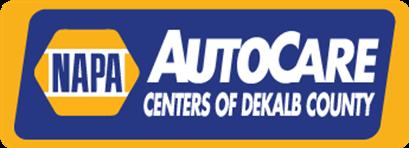 NAPA Auto Care logo