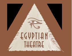 egyptian theatre logo